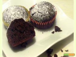 I muffins al cacao e acqua calda e ho allagato i ragazzini