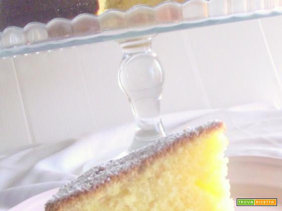 La torta dei due minuti e la ricetta dell'ottimismo