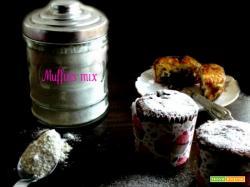 Il mix definitivo per i muffins :un mix e millemila ricette.Non ci credete?