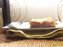 Croque-cake veloce al prosciutto e ultima parte del manuale della casalinga perfetta. Astenersi timorate di Dio ;-)