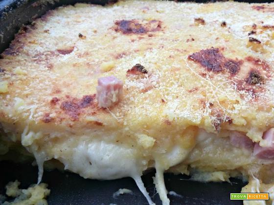 Sformato di patate (gateau)