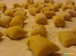 Gnocchi di patate (da fiocchi di patate)