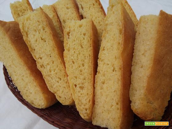 Pane di semola di grano duro rimacinata