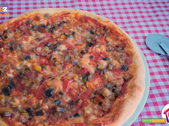 Pizza alla contadina