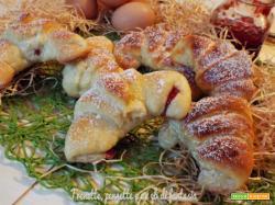 Cornetti brioche con patata