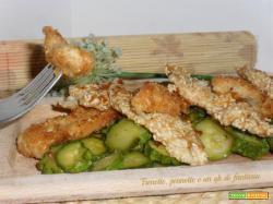 Filetti di pollo... party