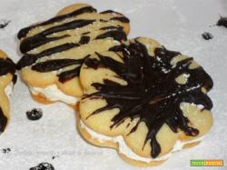 Gelato fior di biscotto alla ricotta