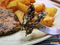 Hamburger leggeri di bietola..cotti al forno