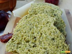 Pan brioche soffice ai broccoletti