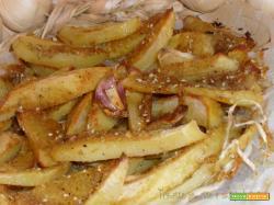 patate al forno saporite