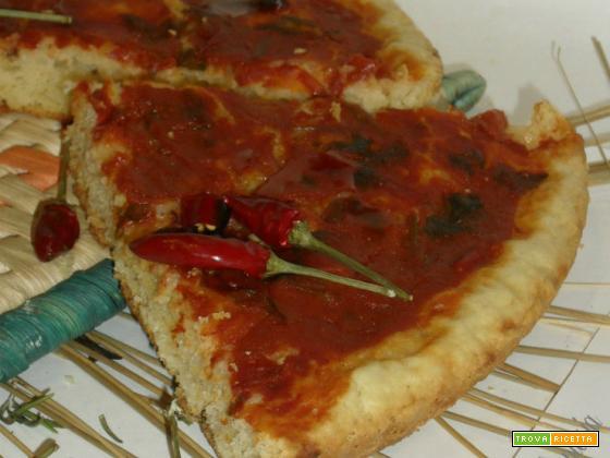 Pitta pizzulata