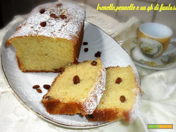 PLUM CAKE AGLI AGRUNI E NOCE MOSCATA VITTORIA70