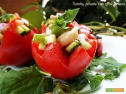 Pomodori ripieni di verdure