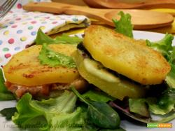 Sandwich di patate....gustosa fantasia