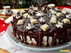 Torta al cioccolato veloce..ricetta semplice