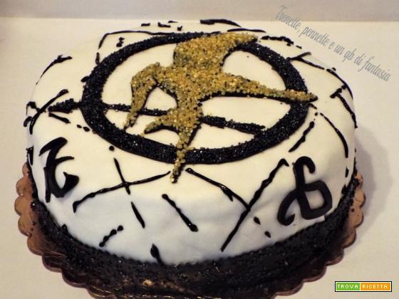 Torta Hunger Games-Shadowhunters