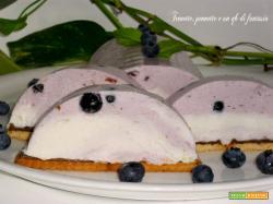 Tronchetto ai due yogurt