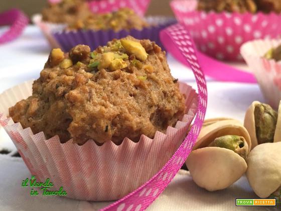Muffin salati vegan per aperitivo