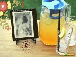 MANGIA CIO' CHE LEGGI 80: Limonata frizzante con zucchero di canna ispirata daLEMONADE di Nina Pennacchi