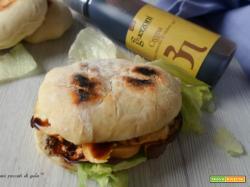 Panino fatto in casa svuotafrigo - Ricetta antispreco