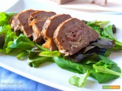 Polpettone di carne estivo | Ricetta anticaldo