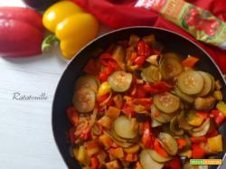 Ratatouille - Ricetta sana, dietetica. depurativa
