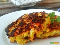 Rösti di patate - tortino di patate