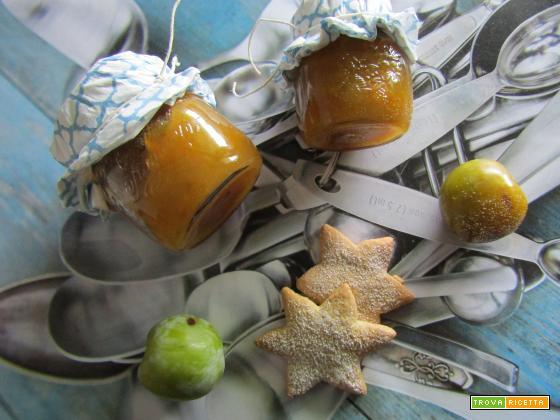 Confettura di Prugne e Lime