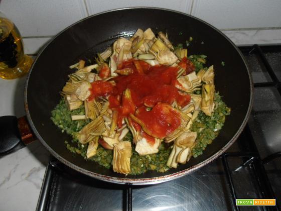 Carciofi: raccolta di ricette