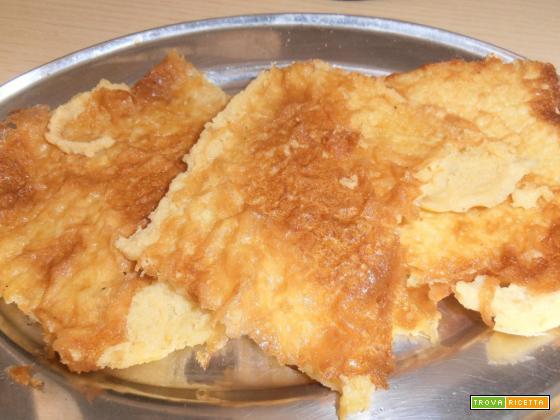 Farinata ligure (fainâ de çeixi)