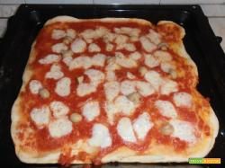 pizza fatta in casa(nuovo impasto)