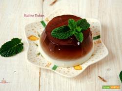 Budino Dukan dietetico e facilissimo