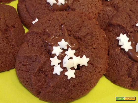 Biscotti Ciocco Stelline
