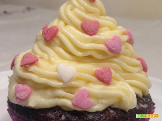Cupcakes al ciocco-cocco