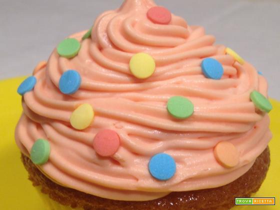 Cupcakes al profumo di agrumi