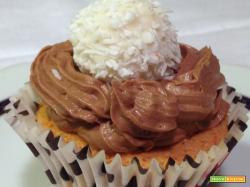 Cupcakes raffaello