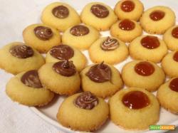 Delizie alla marmellata e Nutella