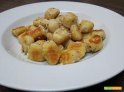 Gnocchetti di patate fritti