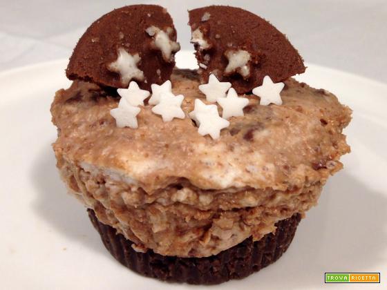 Mini cheesecake Nutellose