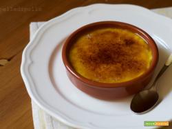 Crema catalana semplicissima e golosa