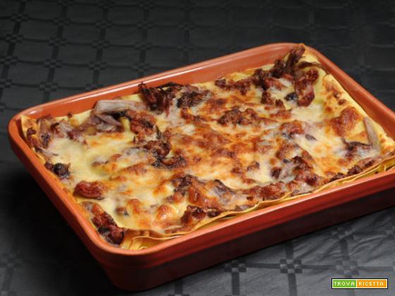 Lasagne al forno, il piatto delle feste per eccellenza