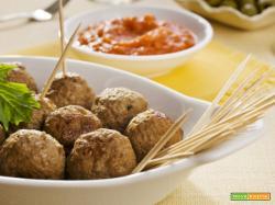 Polpette di gamberetti, insolite e gustose
