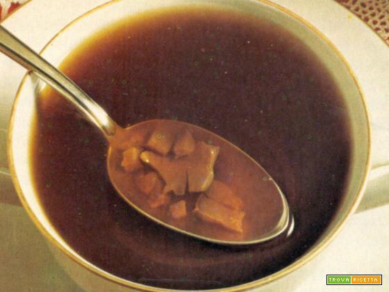 Zuppa di tartaruga
