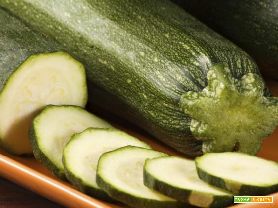 Flan di zucchine e menta, un erba che cambia il piatto