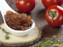 Chutney di pomodoro, e ne beneficia il vostro organismo