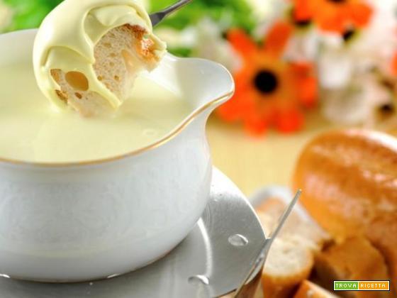 Fonduta al tartufo, una miniera di proteine dal sapore intenso