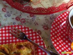 Torta gluten freee di grano saraceno con mele, cocco e kefir