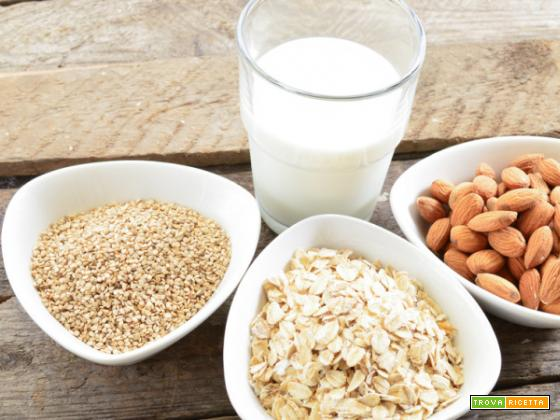 Latte vegetale: cosa è, proprietà ed elenco di tutti le varietà.