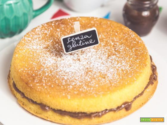 Pan di Spagna: semplice ma ottimo!