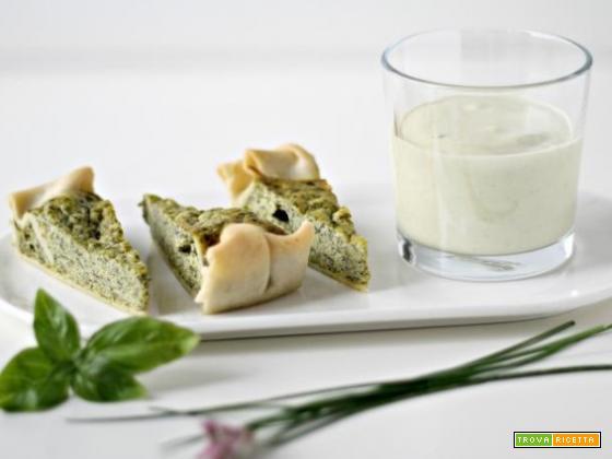 GustoQui con salsa Veg saporita: e l'antipasto è pronto!